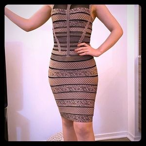 Authentic Herve Leger dress (never worn)